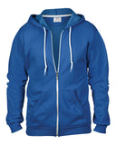 Anvil full zip hooded sweatshirt AV521 - Fashion At Work (UK) Ltd