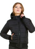 B&C Superhood Womens Bomber Jacket B657F - Fashion At Work (UK) Ltd