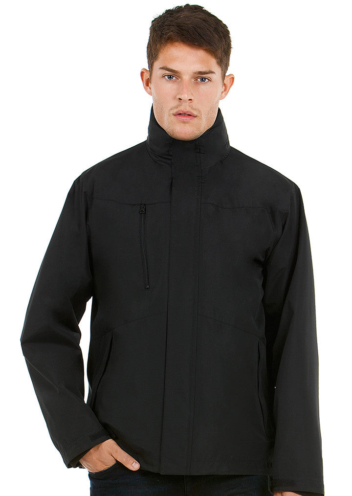 B&C Corporate 3-in-1 jacket BA662 - Fashion At Work (UK) Ltd