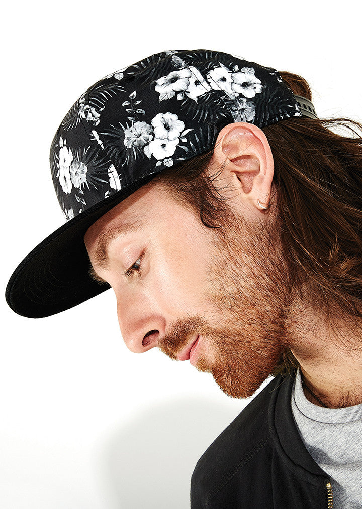 Graphic snapback BC880 - Fashion At Work (UK) Ltd