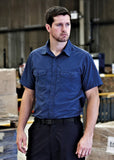 Kiwi short sleeved shirt CR014 - Fashion At Work (UK) Ltd