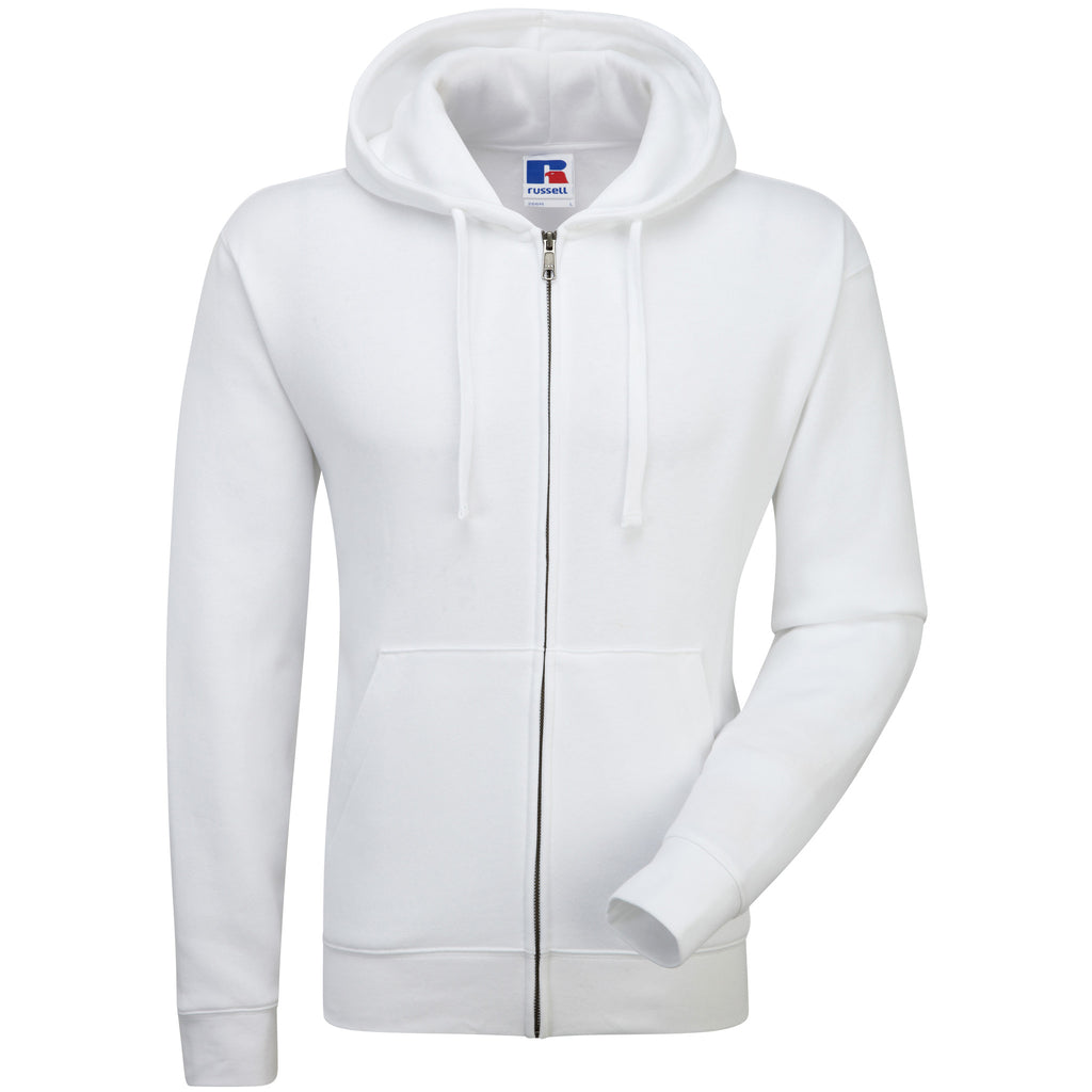 Authentic Zipped Hooded Sweat J266M