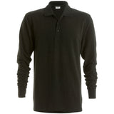 Piqué Polo Long Sleeved KK430