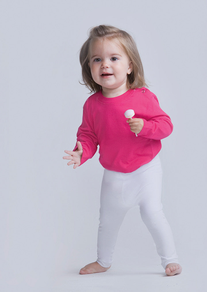 Baby leggings LW61T - Fashion At Work (UK) Ltd