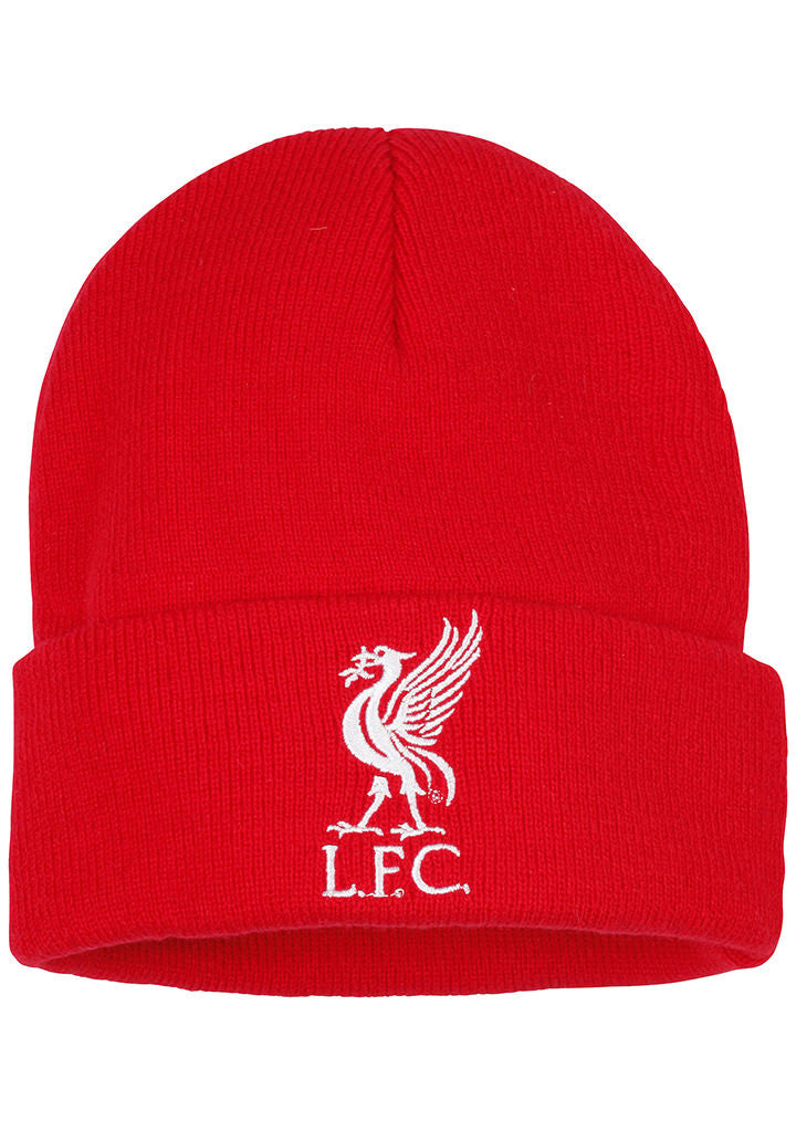 3f35e8a3a Junior Liverpool FC core beanie OF207 Official Football Merch