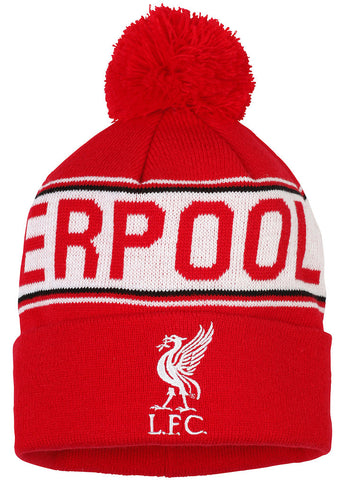 36a2627e1 Junior Liverpool FC core beanie OF207 Official Football Merch ...