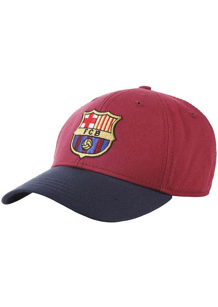 Adult Barcelona FC core cap OF602 Official Football Merch - Fashion At Work (UK) Ltd