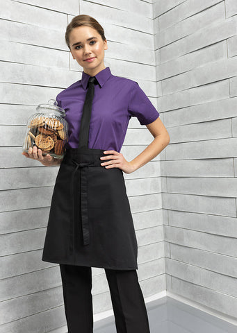 Colours Mid-length Bar Apron PR151