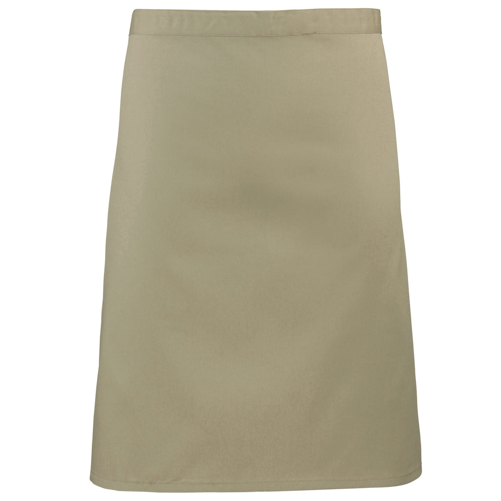 Colours Mid-length Bar Apron PR151 - Fashion At Work (UK) Ltd