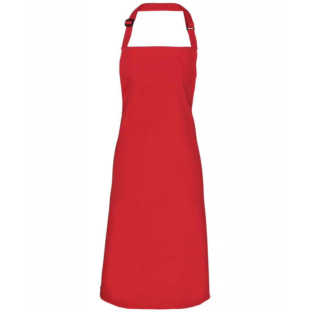 100% Polyester Bib Apron PR167 - Fashion At Work (UK) Ltd