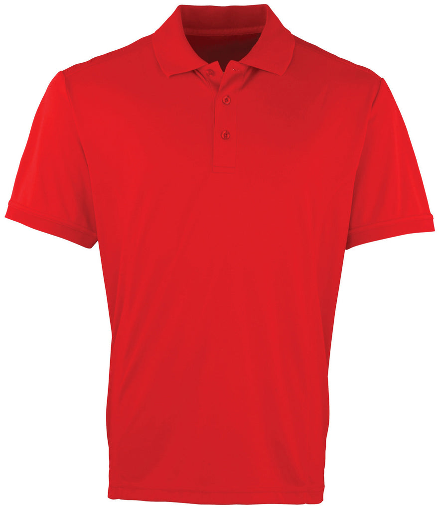 PR615 Coolchecker® Wicking Polo Shirt (S to 5XL)