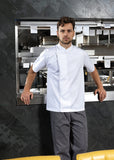 Pull On Chef's Short Sleeve Tunic PR668