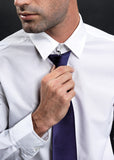 Colours Satin Clip On Tie PR755 - Fashion At Work (UK) Ltd