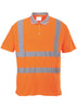 Cotton comfort polo shirt (S171) PW089 - Fashion At Work (UK) Ltd