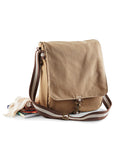 Vintage canvas messenger QD611 Quadra
