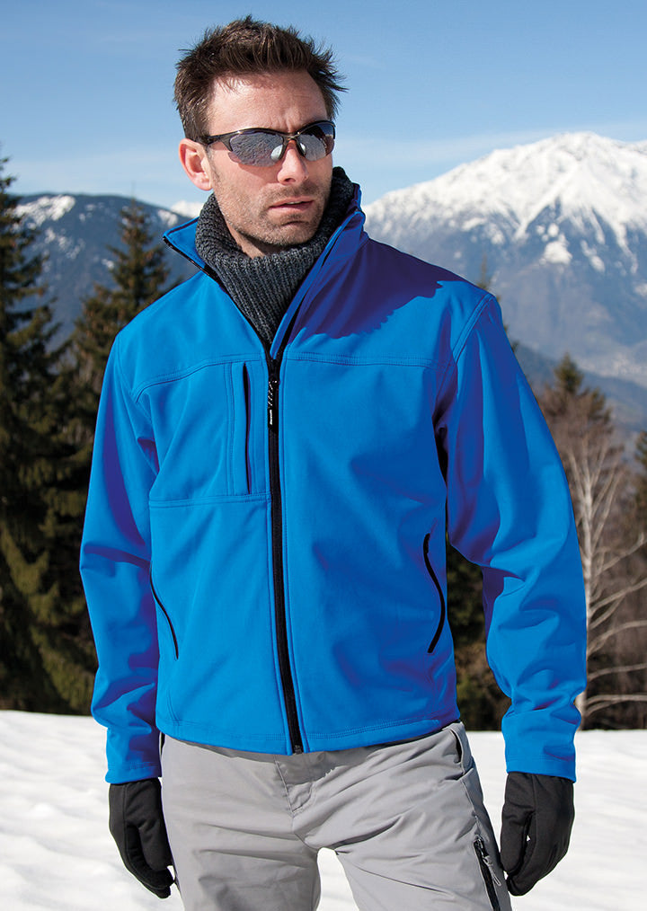 Classic softshell jacket R121A - Fashion At Work (UK) Ltd