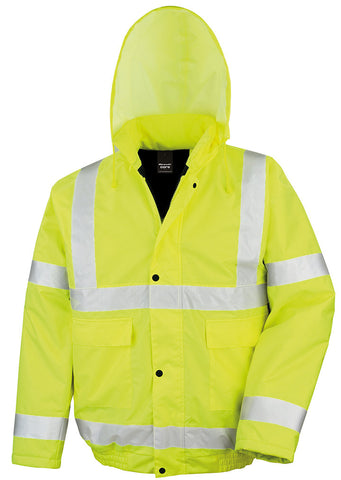 Core safety zip tabard R202X