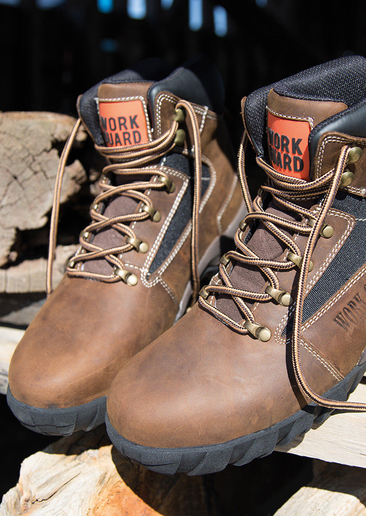 Carrick safety boot R346X - Fashion At Work (UK) Ltd