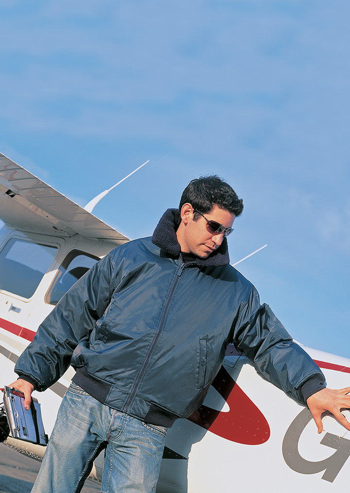 Classic flying jacket RE52A - Fashion At Work (UK) Ltd