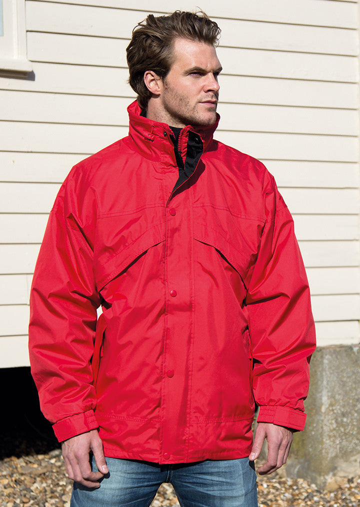 3-in-1 zip and clip jacket RE68A Result - Fashion At Work (UK) Ltd