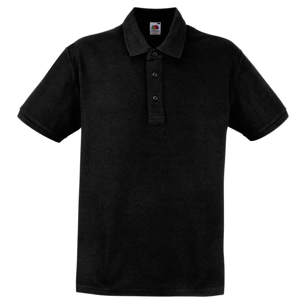 Men's Heavy Polo SS207
