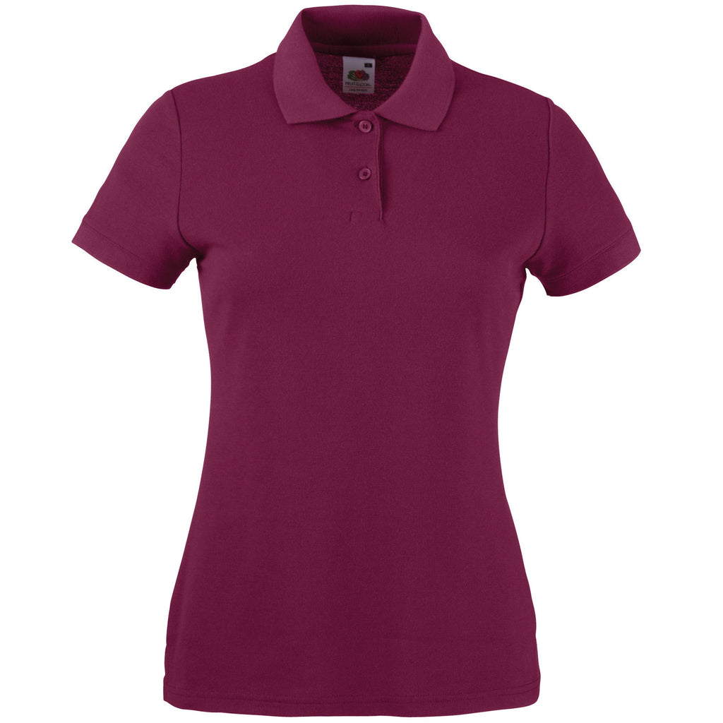 Women's Lady-Fit 65/35 Polo SS212