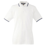 Men's Tipped Polo SS250