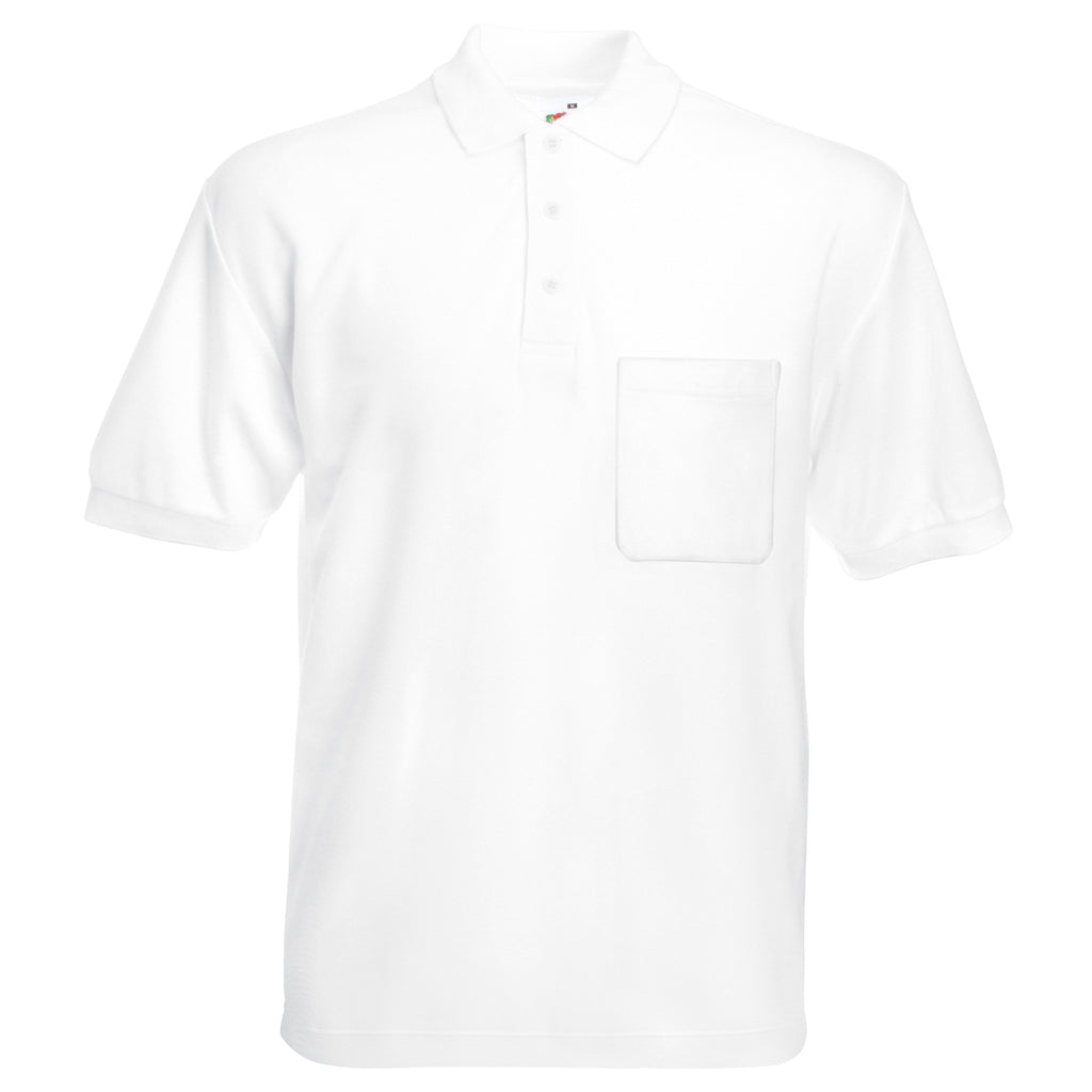 Men's 65/35 Pocket Polo SS308
