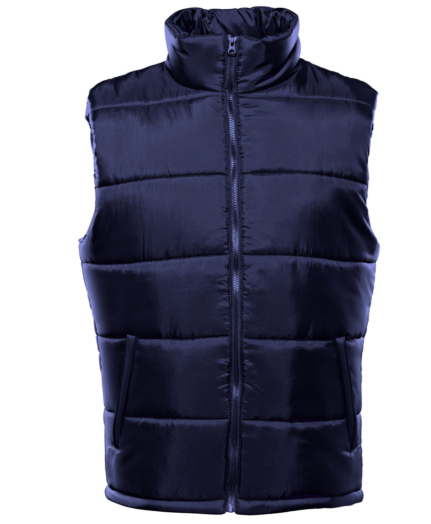 Mens Quilted Bodywarmer TS015