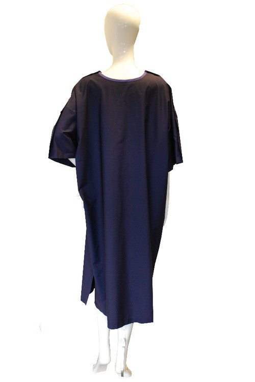 Adults Hospital Use Dignity Giving Gown - Patient Gowns - Fashion At Work (UK) Ltd