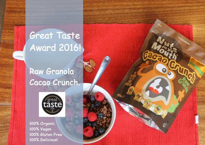 Great Taste Award 2016 WINNER!