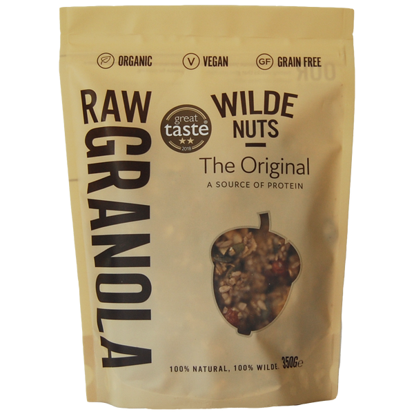 Raw Granola Original 350g