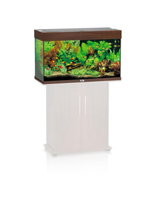 Juwel Rio 125 Dark Wood & Dark Wood Cabinet - Fairpet