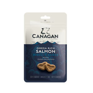 Canagan Salmon Biscuit Bakes 8 x 150g - Fairpet