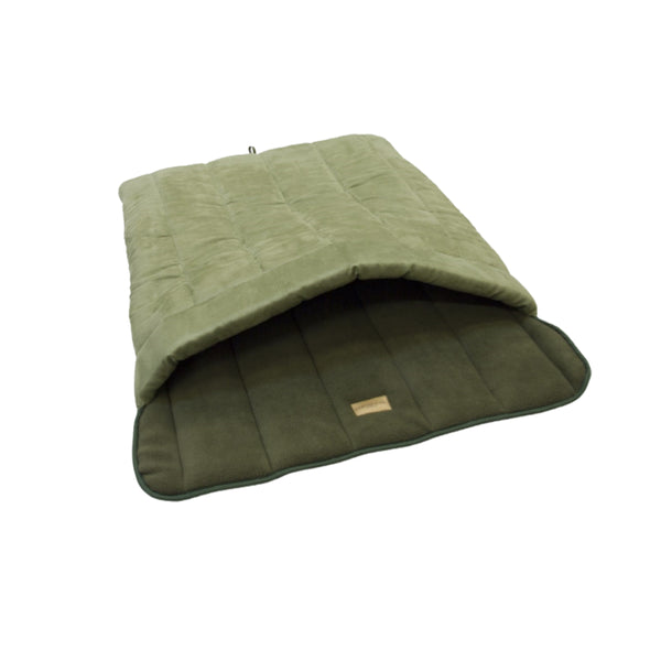 Earthbound Faux Suede Terrier Tunnel