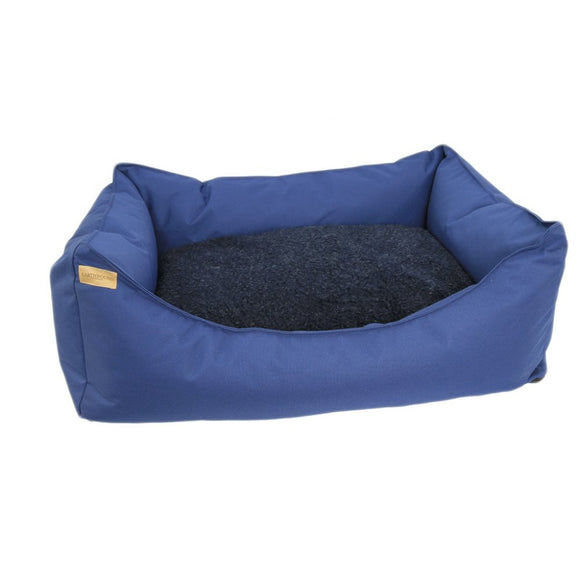 Earthbound Rectangular Removable Cushion Waterproof Dog Bed