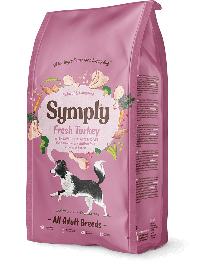 Symply Fresh Turkey Adult Dog Food