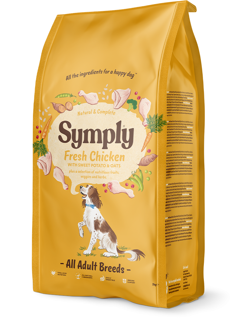 Symply Fresh Chicken Adult Dog Food