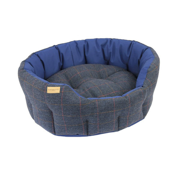 Earthbound Tweed & Waterproof Dog Bed