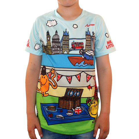 Mr Men London Kids T-Shirt