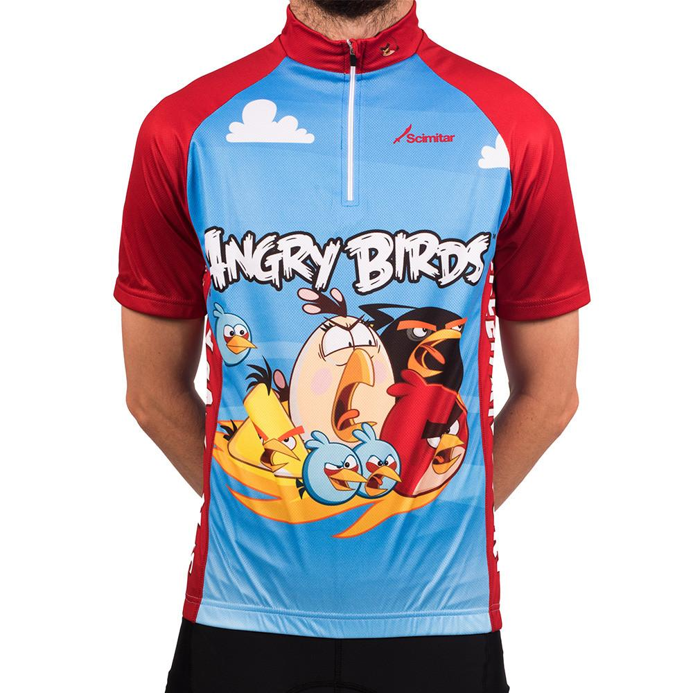 d2a5c3aec Angry Birds Men s Cycling Jersey