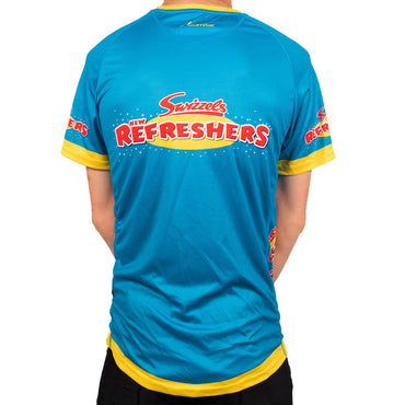 Refreshers Blue Men's Technical T-Shirt