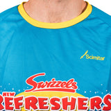 Refreshers Blue Technical T-Shirt