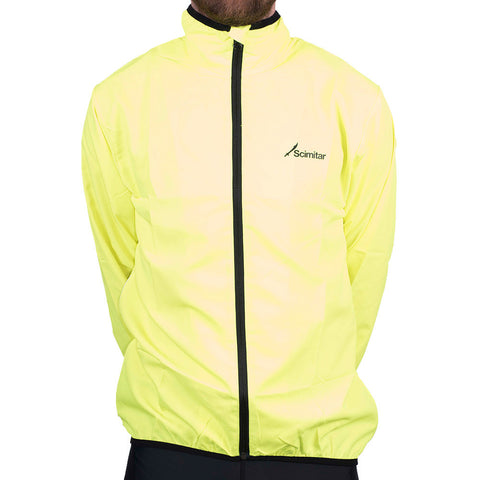 Fluorescent Active Jacket