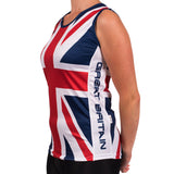 GB Womens Running Vest