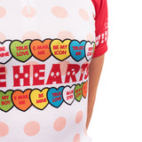 Original Love Hearts Cycling Jersey