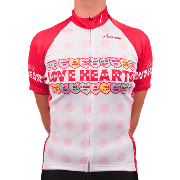 Love Hearts Cycling Jersey