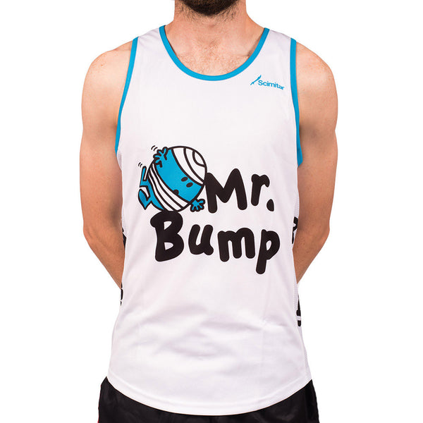 Mr Bump Running Vest