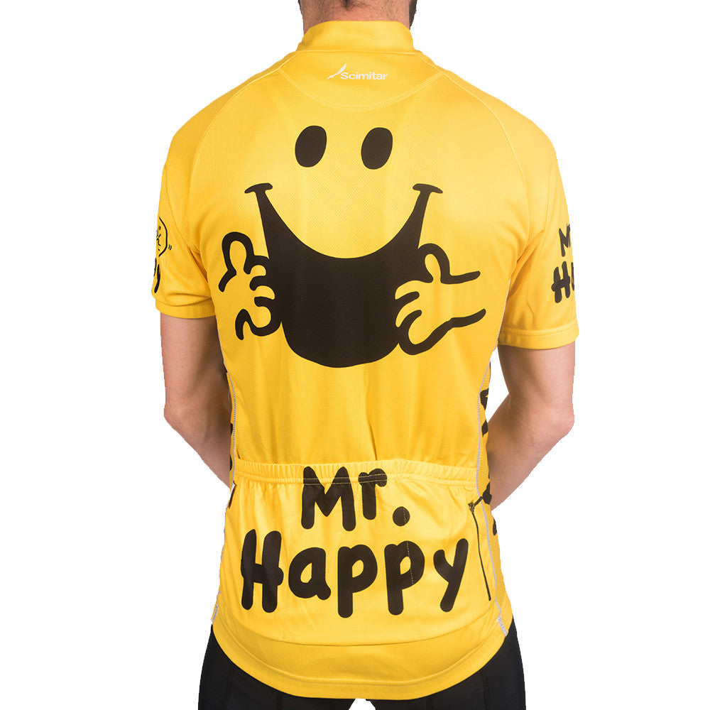 Mr Happy Cycling Jersey