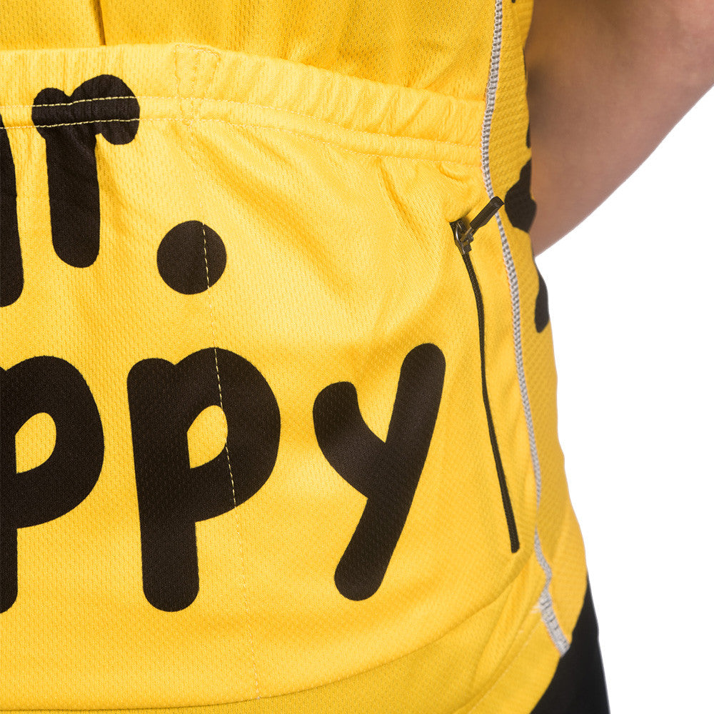 Mr Happy Men's Cycling Jersey